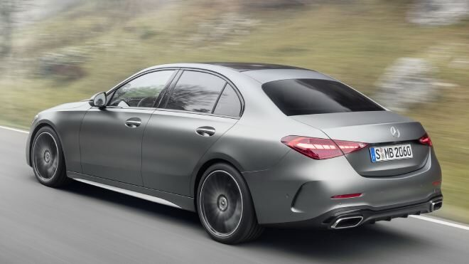 2021 Mercedes C-Serisi