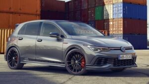 2021 Volkswagen Golf GTI Clubsport 45