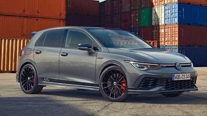 2021 Volkswagen Golf GTI Edition 45
