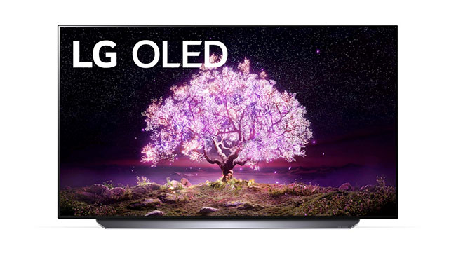 LG OLED TV LG OLED48C1