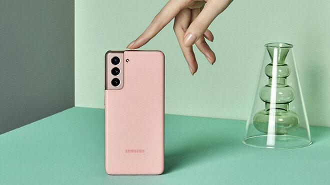 Samsung Galaxy S21 Samsung Galaxy S22