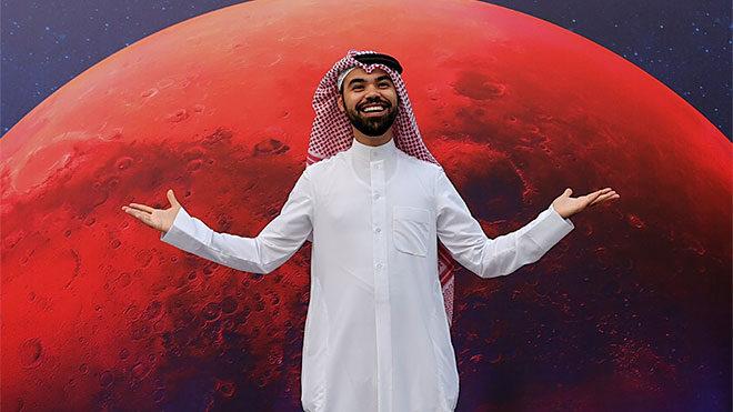 Birleşik Arap Emirlikleri Mars