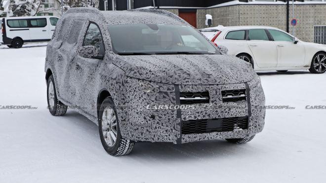 2022 Dacia Logan MCV