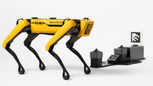 Hyundai Boston Dynamics robot köpek spot