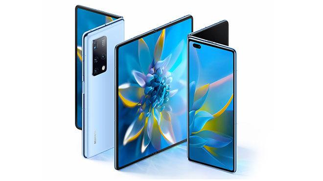 Huawei Mate X2 Harmony OS 2.0