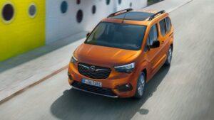 2021 Opel Combo-e Life
