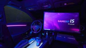 Lexus Gamers' IS
