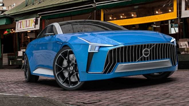 Volvo konsept