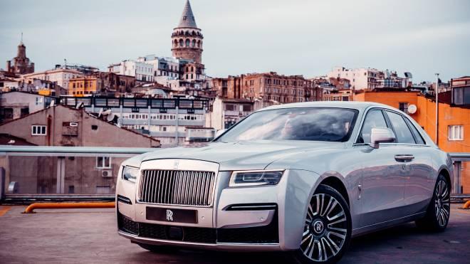 110 yıllık mazi; Rolls-Royce Spirit of Ecstasy