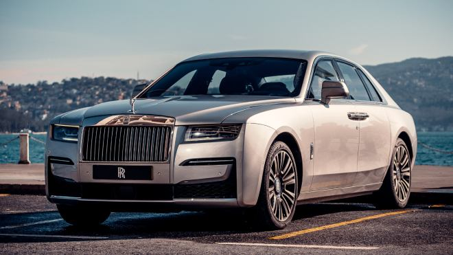Yeni Rolls-Royce Ghost
