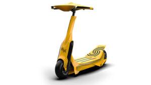 Elektrikli scooter eSkootr S1X