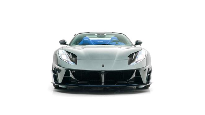 2021 Mansory Stallone GTS