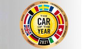 20212021 Avrupada Yılın Otomobili