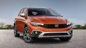 2021 Fiat Egea Cross