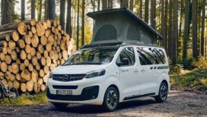 2021 Opel Zafira Life Crosscamp