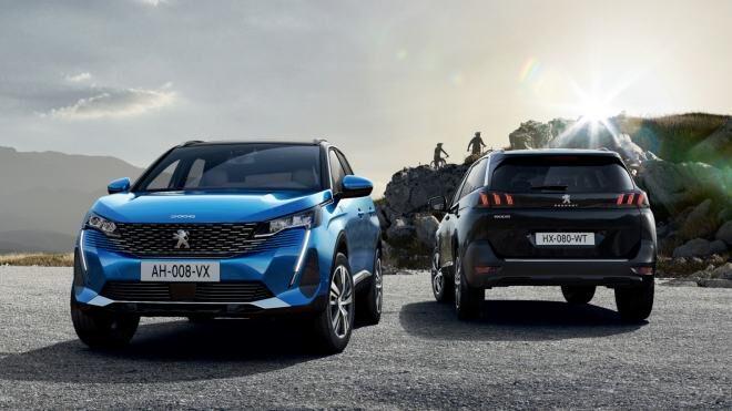 2021 Peugeot 3008 Roadtrip Edition