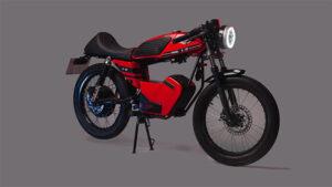 Famel E-FX elektrikli motosiklet