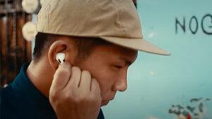 AirPods 3 kulaklık
