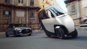 Nimbus elektrikli araç