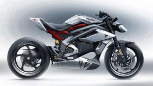 Triumph TE-1 elektrikli motosiklet