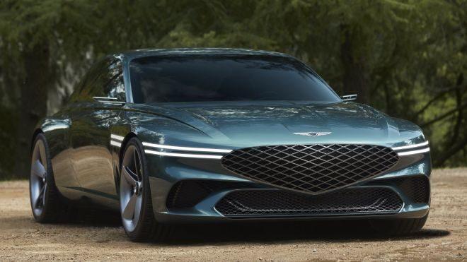 Genesis X Coupe