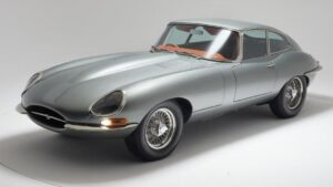 Jaguar E-Type by Helm Studio