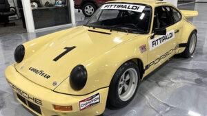 Pablo Escobar Porsche 911 RSR