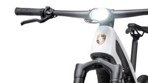 Porsche imzalı elektrikli bisiklet