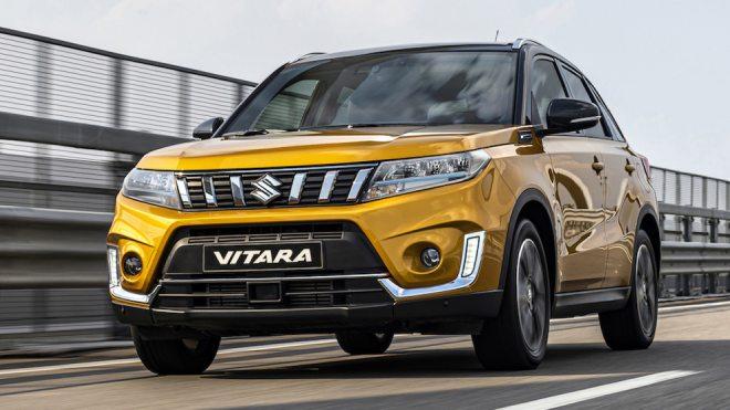 2021 Suzuki Vitara Hybrid