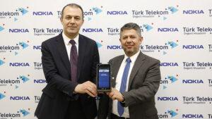 Türk Telekom 5G Nokia