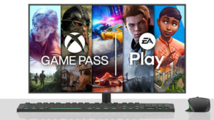 Xbox Game Pass PC için EA Play
