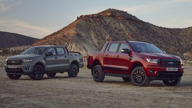 2021 Ford Ranger Stormtrak Wolftrak