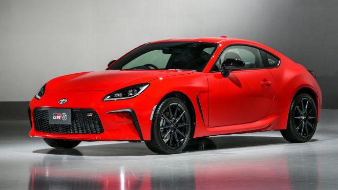 2021 Toyota GR 86