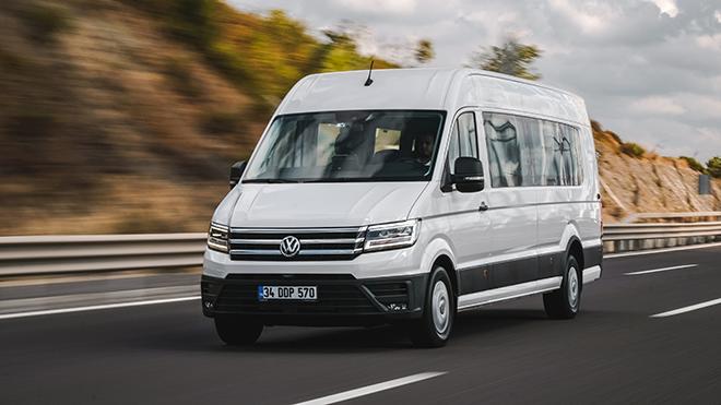 Volkswagen Crafter için dikkat çeken Nisan ayı kampanyası