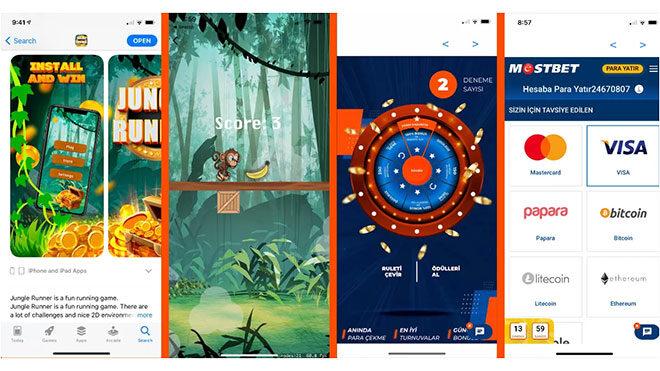 app store Jungle Runner 2k21