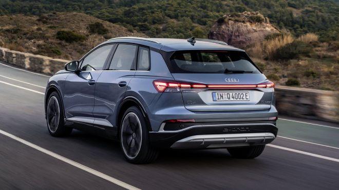 Audi Q4 e-tron; elektrik neslinin uygun fiyatlı üyesi karşımızda - LOG