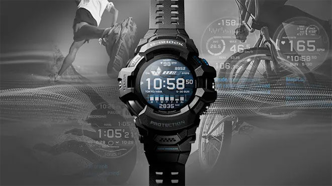 Casio G-Shock Wear OS