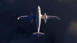 Bye Aerospace eFlyer 800 elektrikli uçak