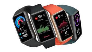 Huawei Band 6 akıllı saat