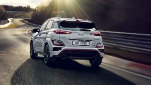 Hyundai Kona N, Pirelli P ZERO ile buluştu