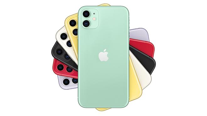 iPhone 11 akıllı telefon