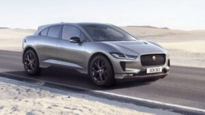 2021 Jaguar I-Pace Black