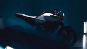 Elektrikli motosiklet Husqvarna E-Pilen