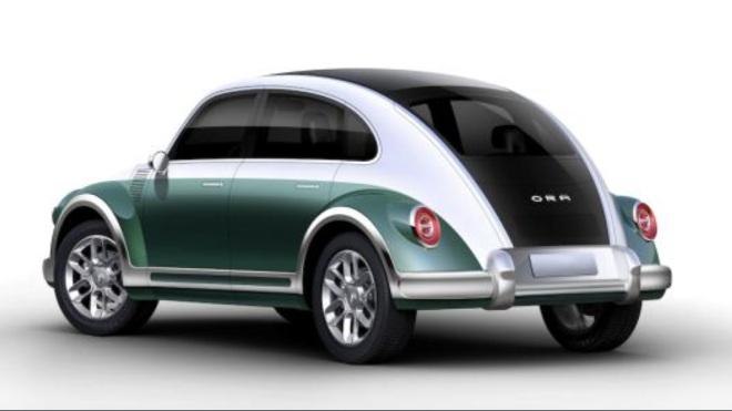 Volkswagen Beetle Ora
