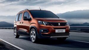 2021 Peugeot Rifter