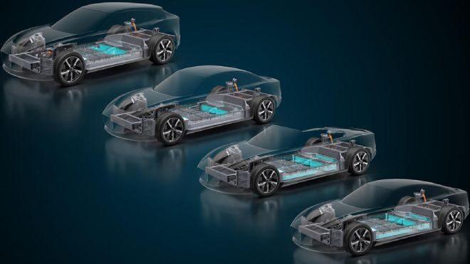 William Italdesign elektrikli otomobil