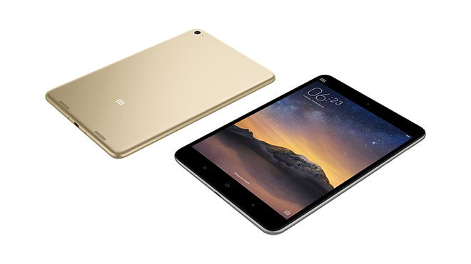 Xiaomi Android tablet