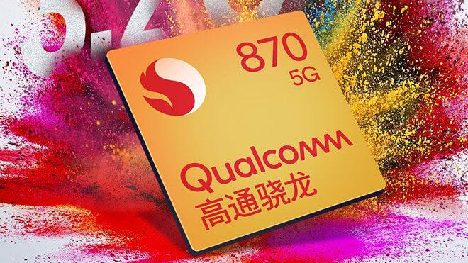 Xiaomi, Snapdragon 870