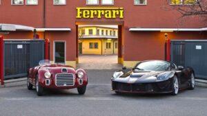 Ferrari elektrikli otomobil