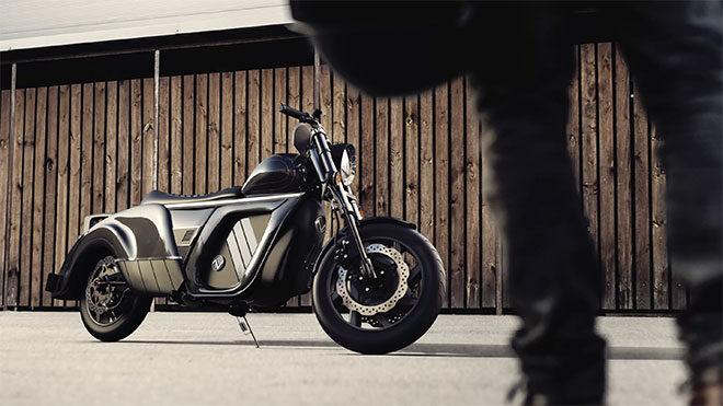 Zaiser elektrikli motosiklet